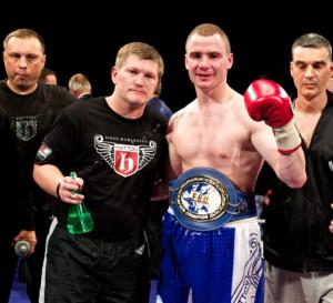 Hatton Believes Rabchenko Can Win Over The Aussies