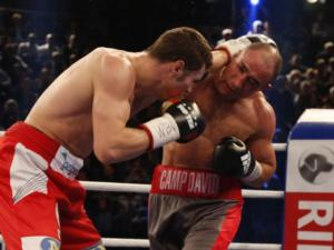 Stieglitz gained revenge over Abraham