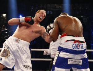 Helenius And Chisora Set For Heavyweight Showdown