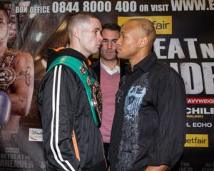 Bellew and Chilemba go head to head