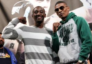 Prescott and Crawford are ready to rumble(Chris Farina)