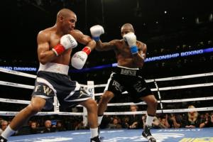 Ward Returns Against Barrera In Oakland