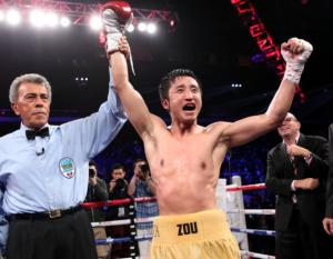 WBO gaffe raises the heat for Zou