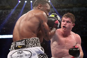 Canelo avenged his brother's defeat