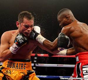 Donaire Faces Walters On Golovkin Undercard