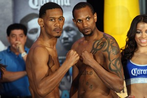 Jacobs and Collins face off