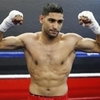 Khan Decisions Diaz Despite Knockdown
