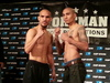 Beltran vs. Rodriguez Weigh In