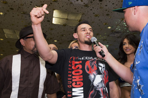 """Robert Guerrero Anxious To Return"""