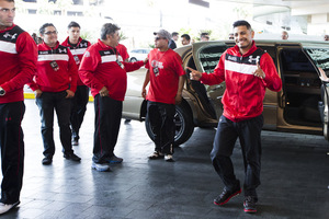 Mares Arrives In Vegas