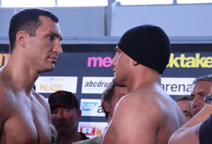 Pianeta and Klitschko weigh in