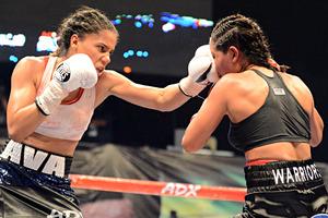 Ava Knight lands on Soto