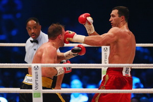 Joshua Vs Klitschko Fight In The Balance