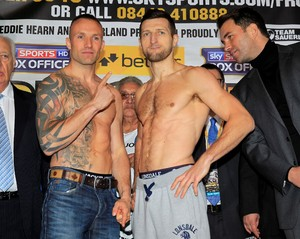 Kessler Announces Comeback/Froch Could Be Tempted Back In The Ring