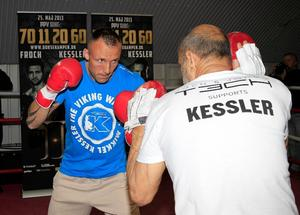 Kessler Set To Fight Again