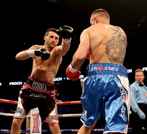 Froch gained revenge over Kessler