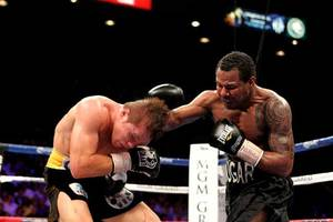Mosley Fears Mayorga Fight Ko