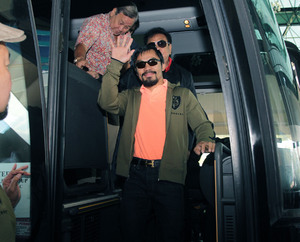 Pacquiao And Algieri Start 27,000 Mile Media tour