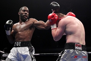 Perez Injury Forces Him Out Of Jennings Fight