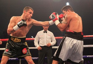 Quigg Promises To Be At His Very Best Against Munyai
