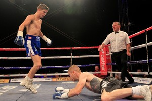 Campbell Faces Brizuela, Coyle Takes On Katsidis