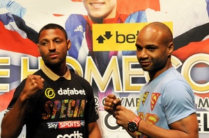 Brook and Jones prepare for rematch