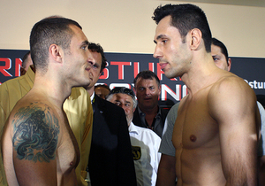 Sturm and Radosevic face off