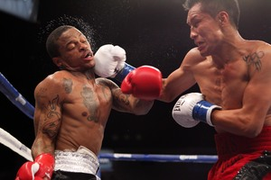 Vargas proved too good for Bennett