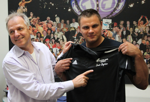 Boytsov signs With Sauerland