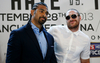 Fury Reveals He almost Retired After Haye Pulled Out Of Fight
