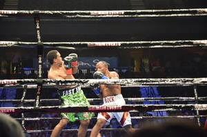 Thabiso Mchunu: Accidental Southpaw