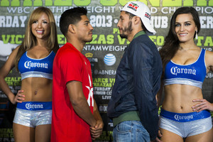 Mares and Gonzalez face off