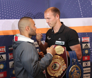 Braehmer and Abatangelo face off