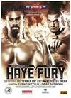 Haye Promises To 'Kick' Fury 'From Pillar To Post'