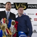 Klitschko and Povetkin in Moscow