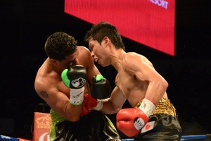 Miura move up to No.3 super Featherweight