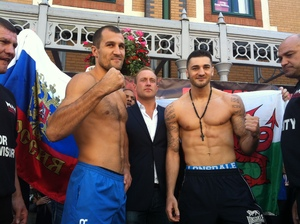 Cleverly and Kovalev weigh in