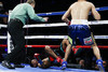 Gonzalez Scores Big Upset, KO's Mares in First Round
