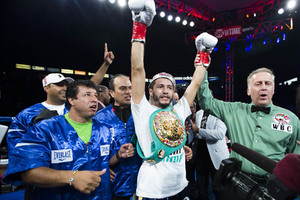 Gonzalez is new champ
