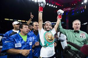 Gonzalez is new champ