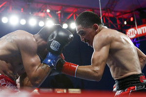 Santa Cruz moves to No.3 at super bantamweight