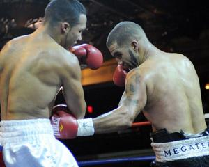 Beeman battle Candelario in Boston