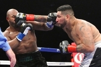 Arreola claims To Be In Perfect condition