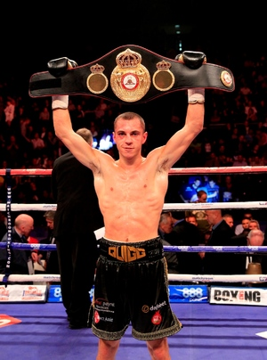 Quigg To Defend Title Against Otake