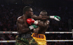Adonis Stevenson Vs Tavoris Cloud