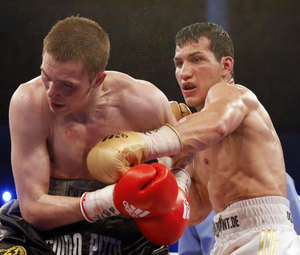 Culcay rematches Pitto