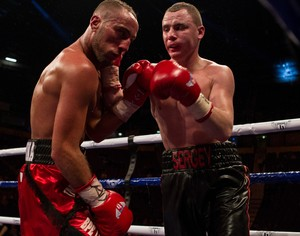 Rabchenko To Face Harrison In IBF Title Eliminator
