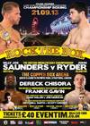 Saunders outpoints Ryder in enthralling battle