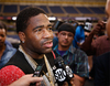 Danger Zone: Broner and Maidana Talk To The Media
