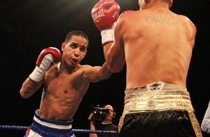 Rodriguez defeats Rivas